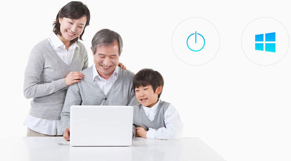 蓝光U宝全民装系统解决方案——别说女技术员,爸妈都会装系统!
